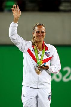 First Gold Medal EVER for Puerto Rico Earned by a Latina