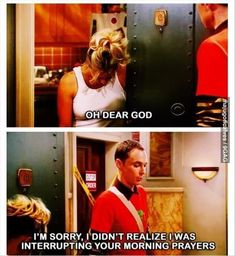 big bang theory sheldon and penny