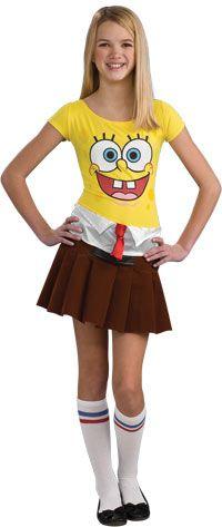 fantasias halloween feminina bob esponja - Resultados Yahoo Search da busca de imagens