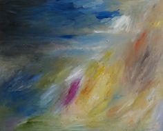 "Saatchi Art Artist: Nicolas Nishiky; Acrylic 2014 Painting ""Sonata"""
