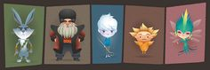 Rise of The Guardians by Jerrod Maruyama, via Flickr