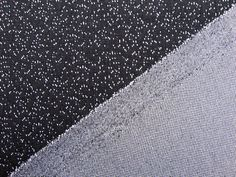 Snowfall French Double Knit Fabric By The Yard