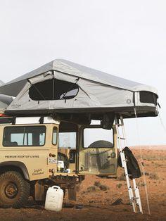 Roof Top Tent - The Crow's Nest Extended - Feldon Shelter | Feldon Shelter