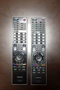 REGZA「Z2000」のリモコンが壊れたために購入した、後継機「Z3500」用のリモコン『CT-90286』。無事に使えて大満足です。