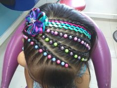 Kendall, My Hair, Diana, Hairstyle, Baby, Anime, Plaits Hairstyles, Cute Kids Hairstyles, Girls Braids