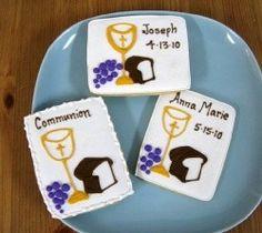 communion cookie -