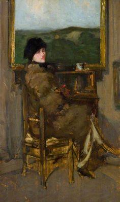 Phyllis Dare (Sir John Lavery, R.A.)
