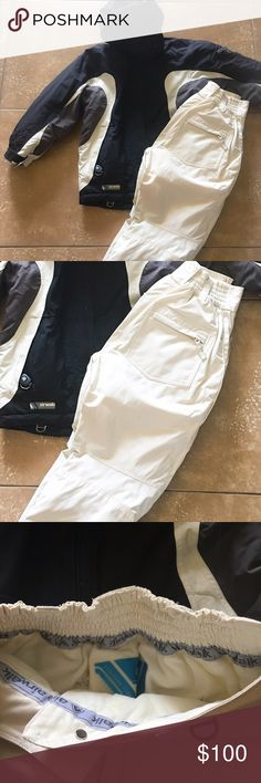 Airwalk Evolution Series Snowboard Set 1000mm water resistant jacket Size 8 Youth Size 10/12 Airwalk Snowboard Ski Pants  Evolution Series 1000mm water resistant  In New Condition!!! Very good quality gear!! Airwalk Other