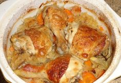 Csirkecomb szalonnás savanyú káposztával
