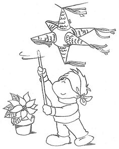 la posada coloring pages | 1000+ images about SOR Posadas on Pinterest | Dual ...