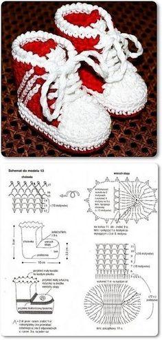 Zapatos de punto. | Oksana zar | Постила
