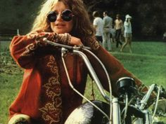 Janis Joplin....we solo would have been BFF