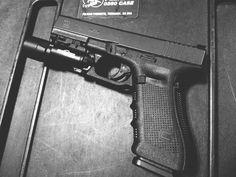 Glock 17 Gen 4 w/Surefire X300 Ultra