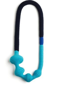 Eleanor Bolton blue collection necklace