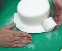 Cakes & Sugarcraft Magazine   Cake Chat   How to cover a cake