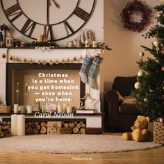 Christmas is the time when you get homesick, even when you're home. Wonderful Time, Table Decorations, Christmas, Inspiration, Home Decor, Xmas, Biblical Inspiration, Decoration Home, Room Decor