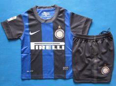 1a7dc6e6f0f2e Inter de Milán Kit Infantil 2012 2013  235  - €16.87   Camisetas de futbol  baratas online!