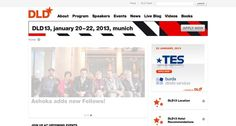 http://www.dld-conference.com/ 24 Awesome Web Design Conferences You Should Know