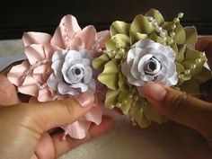 *Marie Paper Flower Tutorial* - YouTube