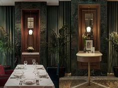 Zonars restaurant by k-studio, Athens – Greece » Retail Design Blog