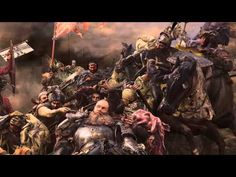 "Jana Matejko ""Bitwa Pod Grunwaldem"" - prezentacja 3D - YouTube"