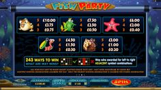 Fish Party Online Slot Game Party Online, Some Fun, Slot, Fish, Games, Pisces, Gaming, Plays, Game