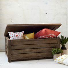 Jardine Trunk Bench | west elm