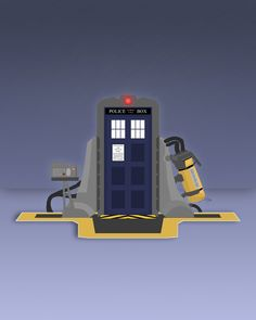 Yes. This is great. I will have my bedroom door painted like the TARDIS and around it will be this.