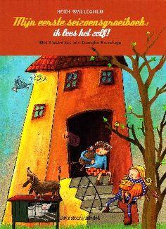 Mijn eerste seizoensgroeiboek: ik lees het zelf! - Heidi Walleghem