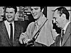 Elvis Presley(Million Dollar Quartet)Brown Eyed Handsome Man - YouTube