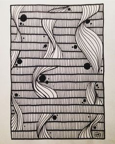 """Mi piace"": 34, commenti: 1 - Manuel (@doppiaemmegram) su Instagram: ""Fuori dalle righe #illustration #art #ink #lines #outoflines #draw #blackandwhite #simple"""