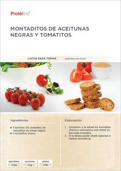 #Aperitivo muy #saludable con aceitunas negras y tomatitos