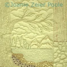 Great Outdoors Landscape Background Fill Pattern Workshop taught by Joanie Zeier Poole. Contact Joanie to have this taught at your location!