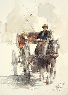 Chien Chung Wei/ 簡忠威/ -●- Taiwanese Artist Painter.