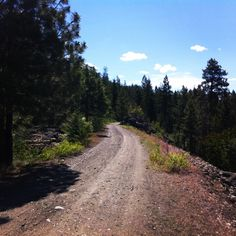 Kettle Valley Railroad Trail by NyxStudioArt Diy Art, Kettle, North America, Cities, Trail, Beautiful Places, Country Roads, Artwork, Nature