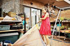 お庭でテントを張りたい! / オカベケノニワ。 | MilK ミルクジャポン