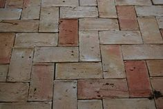 Hand Made Rustic Terracotta Tile