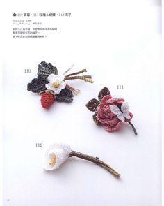 Lace crochet best pattern № 124 2014 by MinjaB - issuu