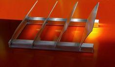 Sonnenschutzgitter S113 Alfitec Gitterelemente aus Aluminium, Gitterblenden Sichtschutzwand Gitter Aluminium, Shelves, Design, Home Decor, Old Doors, Lattices, Solar Shades, Shelving, Decoration Home