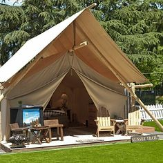 Fab glamping ideas
