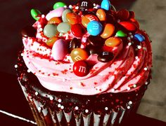 If M & M's were sprinkles.