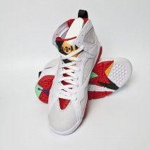 Air Jordan 7 Retro, Hare, The Social Sneaks, Sneakers