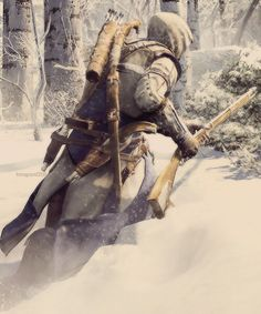 Connor Kenway ~ Assassins Creed lll