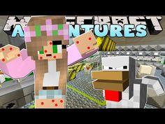 Minecraft - The Walking Dead: LITTLE KELLY GOES ZOMBIE HUNTING! - YouTube