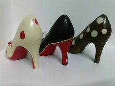Shoes chocolate