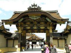 Castillo Nijo, #Kioto, Japon.  #Nijo Castle, #Kyoto, Japan.