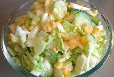 Šalát so zelerom na chudnutie | Báječné recepty