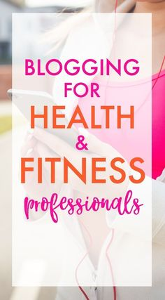 Blogging for fitness professionals. Find out how to maximize income and increase your flexibility as a personal trainer, health coach, or other health professional. #professionalfitnesstrainer