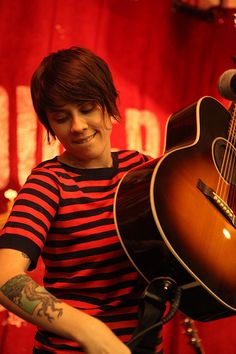 I don't care how cliche this is, Just look at her! Tegan Quin