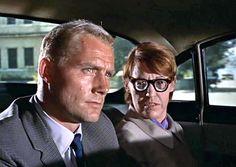 James Bond Villain N°2 - Robert Shaw est Donald « Red » Grant (1963) avec Lotte Lenya - Bons baisers de Russie (From Russia with Love)